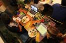 Cena Interattiva svoltasi ad Otranto durante il Vegan Fest